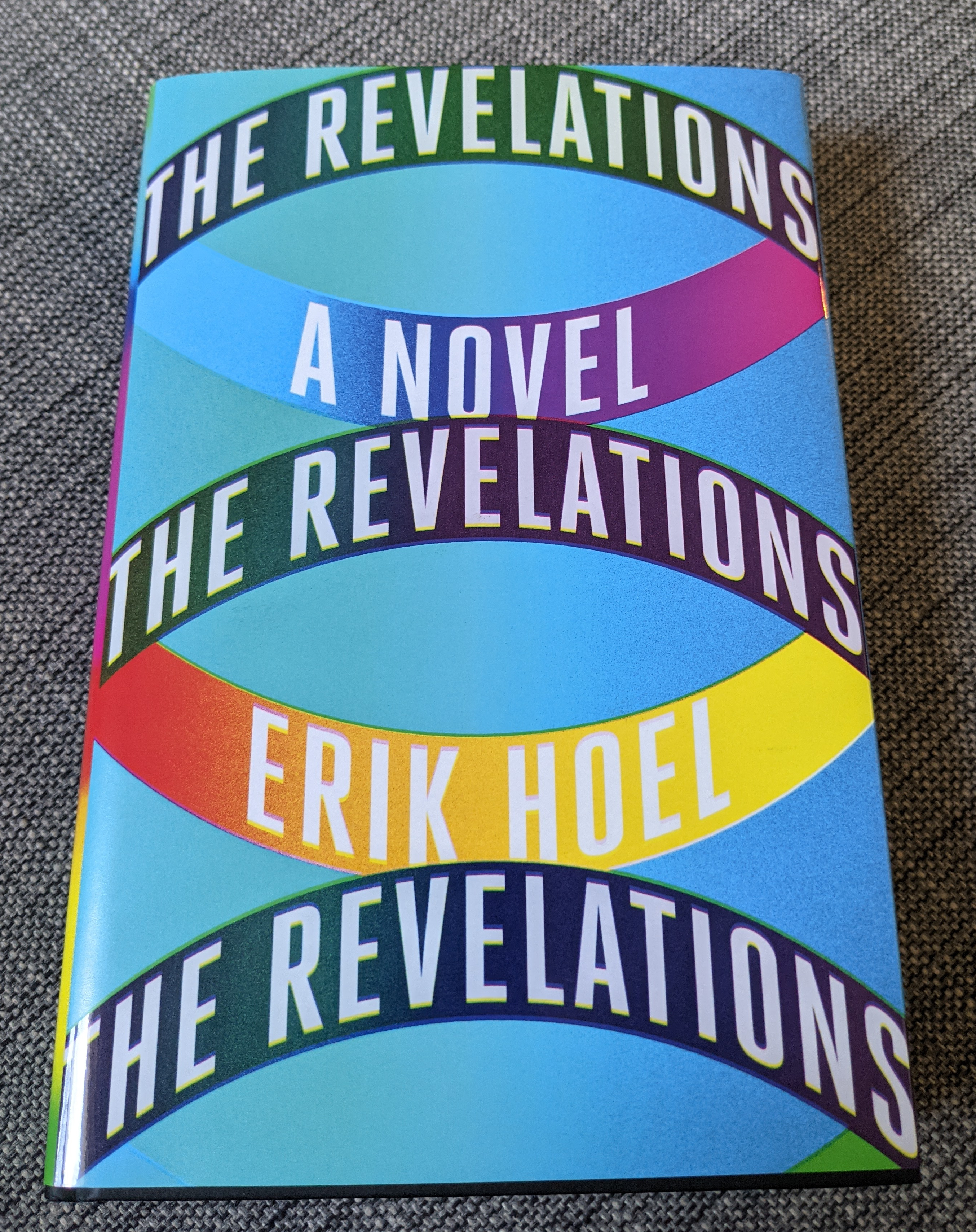 The Revelations by Erik Hoel